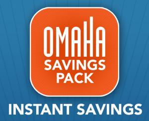 Omaha Savings Pack