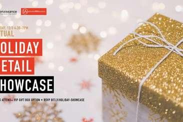 Virtual Holiday Retail Showcase