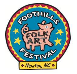 Folk Art Festival Logo