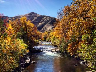 Clear Creek Fall
