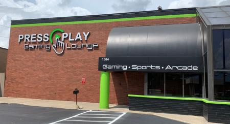 Press Play Gaming Lounge