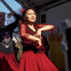 street fest dancer 154 x 15 SM