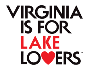 Virginia is for Lake Lovers Logo