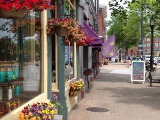 Brunswick shops