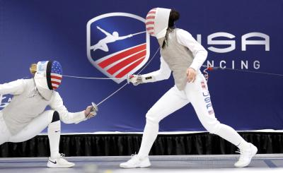 USA Fencing National Championships and July Challenge