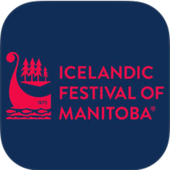 Events information for the Icelandic Festival in Gimli Manitoba mobile app