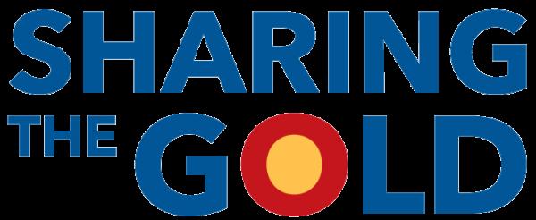 Sharing The Gold Logo