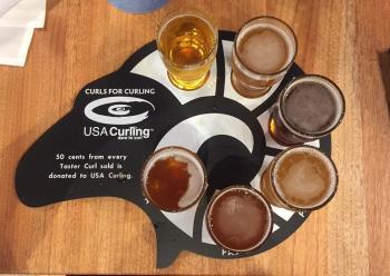 RAM Flight of Beer