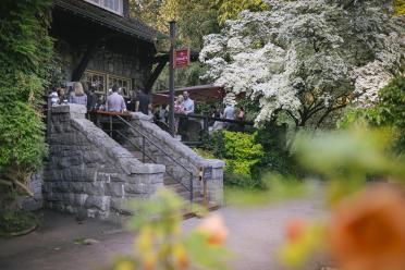 Stanley park Pavillion