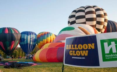 Hendricks County Balloon Glow