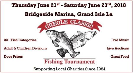 Creole Classic Fishing Tournament