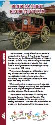 Historical Museum brochure