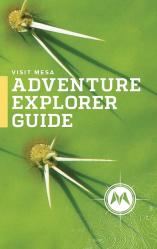 Adventure Explorer Guide Brochure - cover image