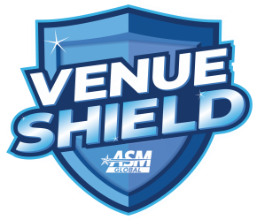 ASM Global Venue Shield