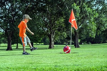 Small Foot Golf