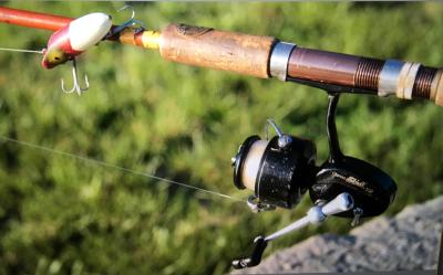 Father's Day Rod Reel