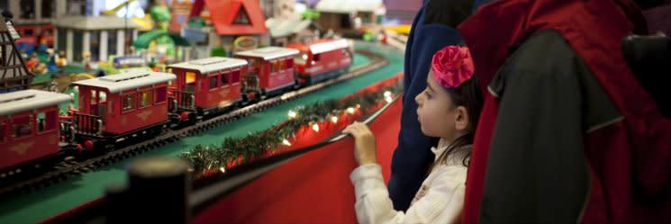Model Train Festival at WSHM
