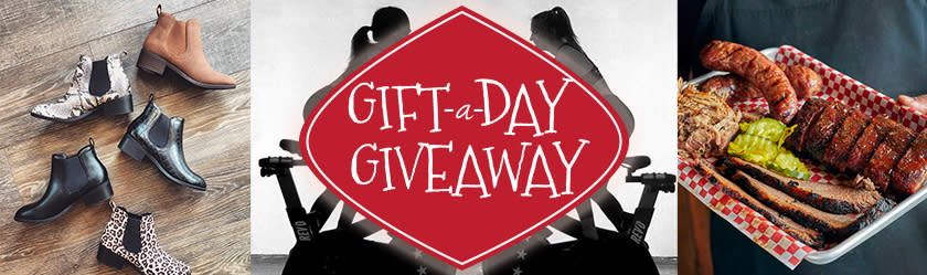 Gift-A-Day Giveaway: Day 11