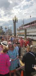 Belle of Louisville Great Steamboat Race