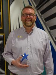 2020 CTA of the Year - Lance Margrif, CTA
