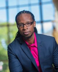 Author Ibram Kendi (Bookfest)