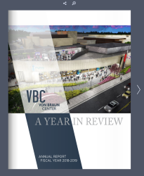 View VBC Annual Report Flipbook