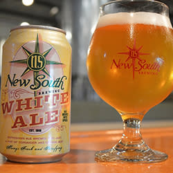 60 Bites - New South Brewing - White Ale