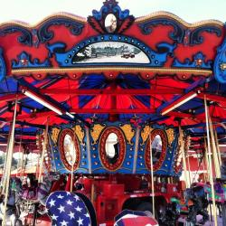 A Fun-Filled Day at the Washington State Fair: Carousel