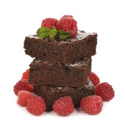 Hazlitt Bramble Berry Brownies