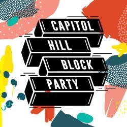 Capitol Hill Block Party festival logo
