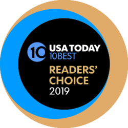 TenBest USA Today Logo