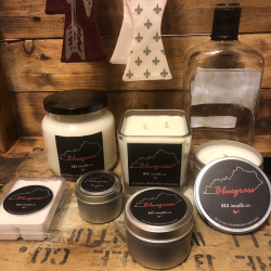 Scented candles from Regalo