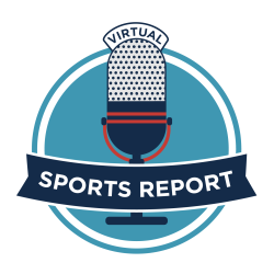 Virtual Sports Report Logo