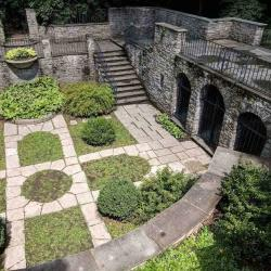 Sunken Gardens at Warner Castle