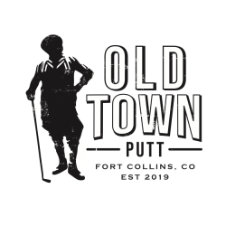 Old Town Putt logo