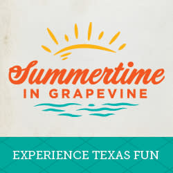 Summertime in Grapevine