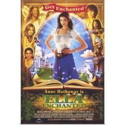 ella enchanted PAC movie poster
