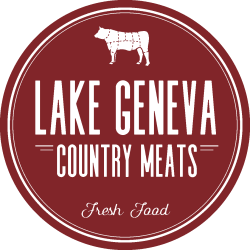 LG Country Meats logo