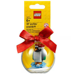 LEGO-Penguin-Ornament