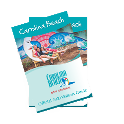 Official Carolina Beach 2020 Visitor Guide Cover