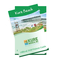Official Kure Beach 2020 Visitor Guide Cover