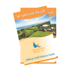 Official Wrightsville Beach 2020 Visitor Guide Cover