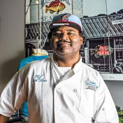 Chef Keith Rhodes - Catch