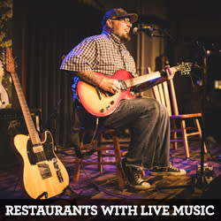 Restaurants with live music