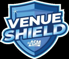 ASM Global Venue Shield