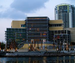 The Tampa Bay History Center, located at 801 Old Water Street, celebrated their Grand Opening on January 10, 2009