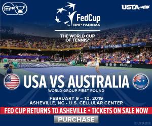 2019 Fed Cup sidebar