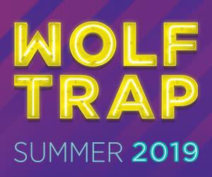 Wolf Trap Summer 2019 Logo