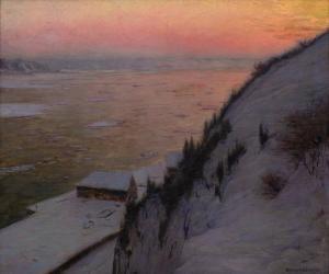 Birge Harrison (b. United States, 1854–1929), St. Lawrence River Sunset