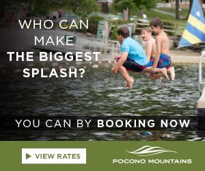 2020 Summer Co-Op - Display Ad - Pocono Mountains Visitors Bureau